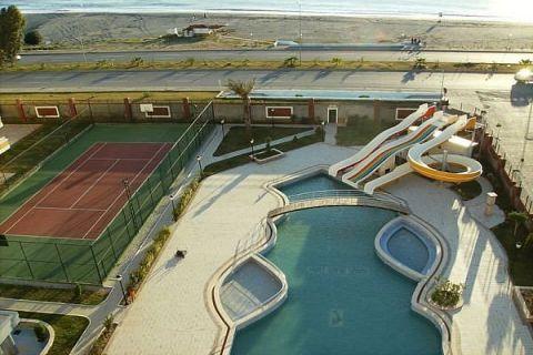 Apartmány v Euro Vip Residence s výhľadom na more v Alanyi - 6