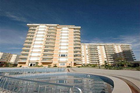 Apartmány v Euro Vip Residence s výhľadom na more v Alanyi - 7