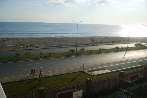 Apartmány v Euro Vip Residence s výhľadom na more v Alanyi - 23