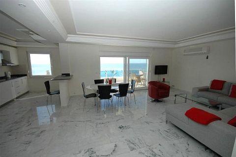 Apartmány v Euro Vip Residence s výhľadom na more v Alanyi - Fotky interiéru - 28
