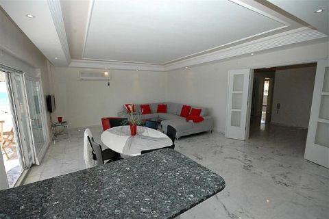 Apartmány v Euro Vip Residence s výhľadom na more v Alanyi - Fotky interiéru - 30