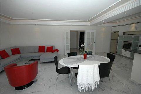 Apartmány v Euro Vip Residence s výhľadom na more v Alanyi - Fotky interiéru - 34
