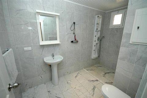 Apartmány v Euro Vip Residence s výhľadom na more v Alanyi - Fotky interiéru - 35