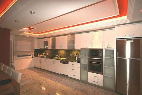 Apartmány v Euro Vip Residence s výhľadom na more v Alanyi - Fotky interiéru - 38