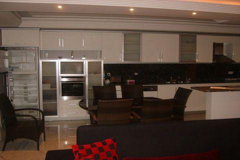 Apartmány v Euro Vip Residence s výhľadom na more v Alanyi - Fotky interiéru - 40