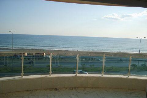 Apartmány v Euro Vip Residence s výhľadom na more v Alanyi - Fotky interiéru - 41