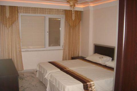 Apartmány v Euro Vip Residence s výhľadom na more v Alanyi - Fotky interiéru - 44
