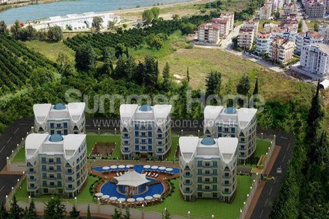 Trendy Apartments for Sale in Antalya - 1