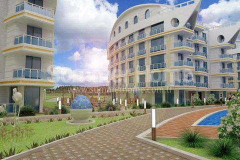 Trendy Apartments for Sale in Antalya - 3