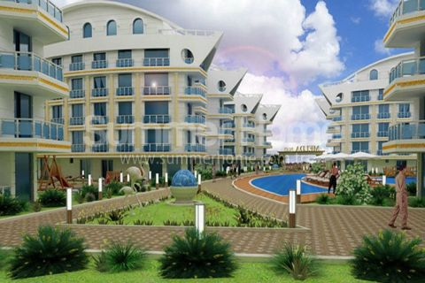 Trendy Apartments for Sale in Antalya - 4