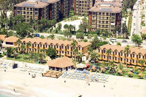 Selçuklu Residence Apartments direkt am Strand - 1