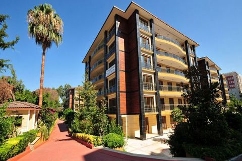 Selçuklu Residence Apartments direkt am Strand - 2