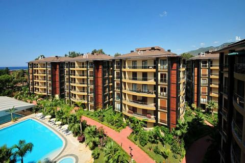 Selçuklu Residence Apartments direkt am Strand - 5