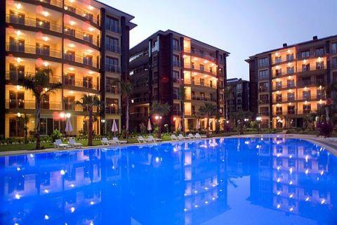 Selçuklu Residence Apartments direkt am Strand - 7