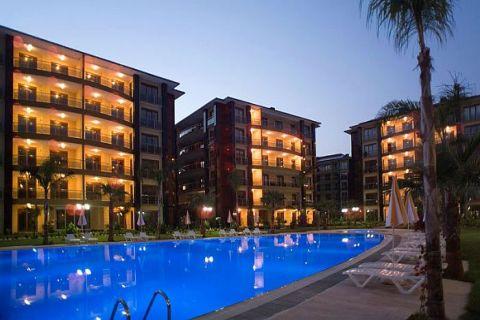 Selçuklu Residence Apartments direkt am Strand - 9