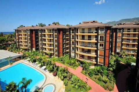 Selçuklu Residence Apartments direkt am Strand - 11