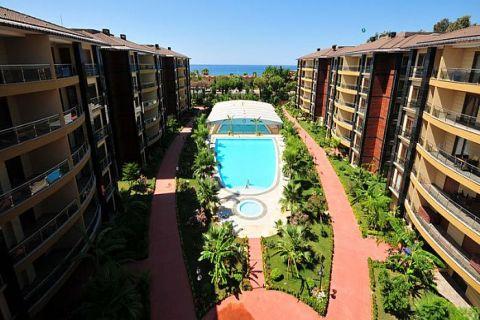 Selçuklu Residence Apartments direkt am Strand - 18