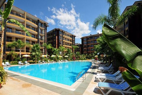 Selçuklu Residence Apartments direkt am Strand - 20