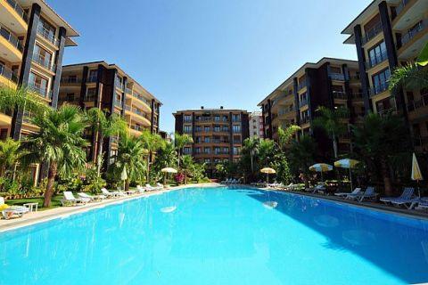 Selçuklu Residence Apartments direkt am Strand - 21