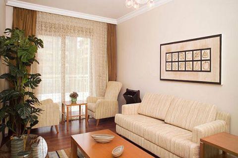 Selçuklu Residence Apartments direkt am Strand - Foto's Innenbereich - 32