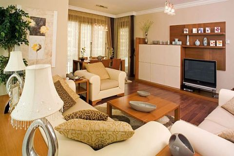 Selçuklu Residence Apartments direkt am Strand - Foto's Innenbereich - 39