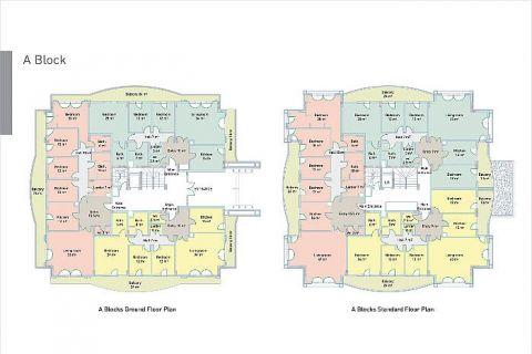 Vkusné apartmány v Alanyi - Plány nehnuteľností - 44