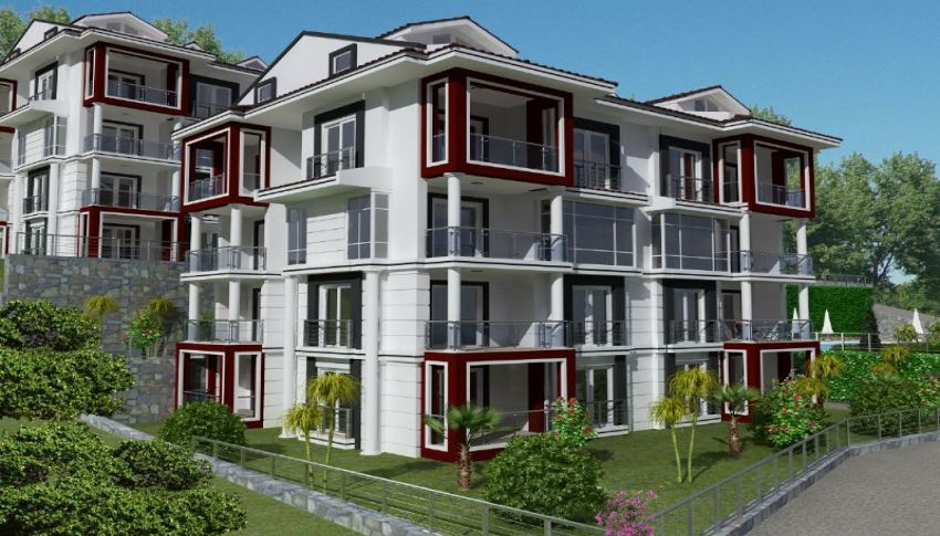 Fethiye terrace residence l genheter i tasyaka fethiye for 669 collingwood terrace glenmoore pa