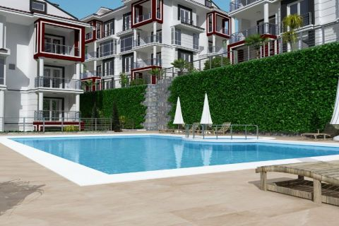 Reasonably Priced Apartments with Incredible View in Fethiye