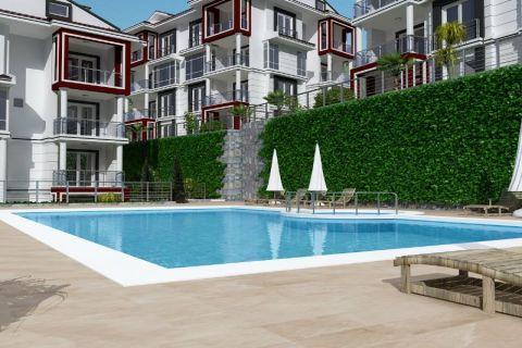 Preiswerte Wohnungen mit Panoramablick in Fethiye
