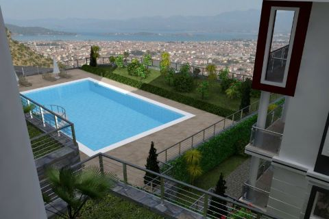 Apartmány s výbornými cenami vo Fethiye - 3