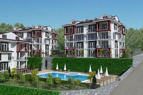Apartmány s výbornými cenami vo Fethiye - 5