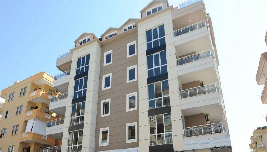 阿拉尼亚中心的美丽公寓,位置完美 construction - 1