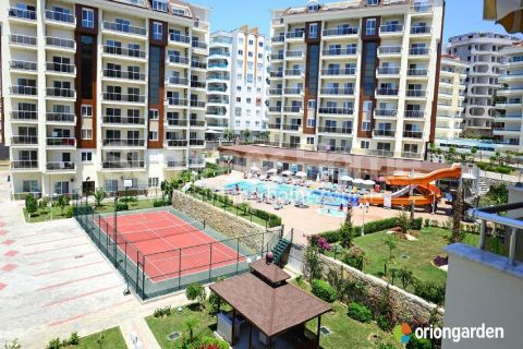 Modern Apartments Close to Beach in Avsallar, Alanya