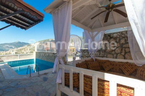 Vila s neuveriteľným výhľadom na more na predaj v Kalkane - 1