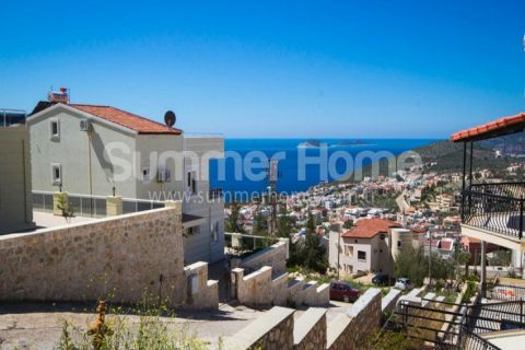 Incredible Sea View Villa in Peaceful Area in Kalkan
