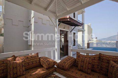 Vila s neuveriteľným výhľadom na more na predaj v Kalkane - 15