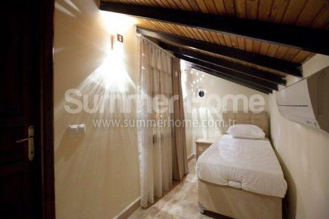 Vila s neuveriteľným výhľadom na more na predaj v Kalkane - Fotky interiéru - 23