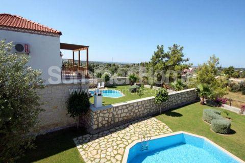 Lavanta Villas,villaer i tyrkisk stil - 11