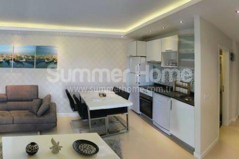 Útulné apartmány na predaj v Alanyi - Fotky interiéru - 5