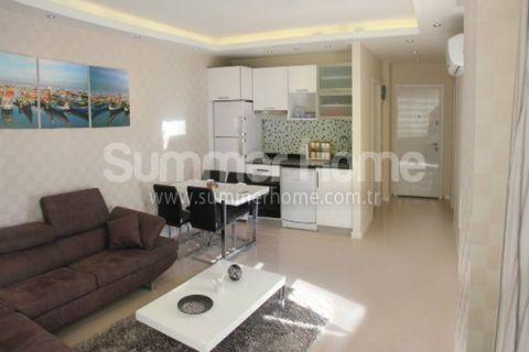 Útulné apartmány na predaj v Alanyi - Fotky interiéru - 7