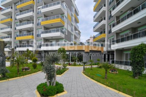 Perfect Apartments in Daisy Residence in Alanya - 1