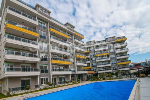 Perfect Apartments in Daisy Residence in Alanya - 8