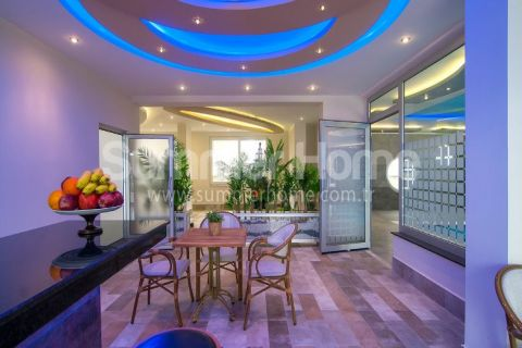 Perfect Apartments in Daisy Residence in Alanya - Interior Photos - 17