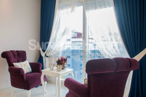 Perfect Apartments in Daisy Residence in Alanya - Interior Photos - 47