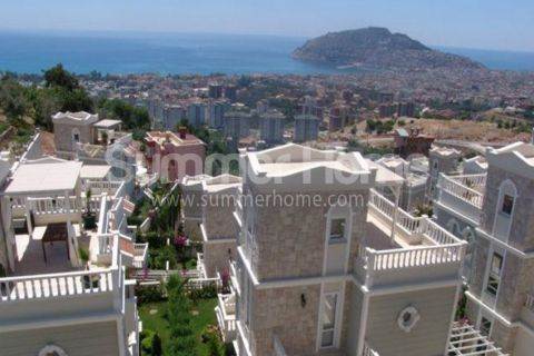 Unique Apartments and Villas in Alanya - 2