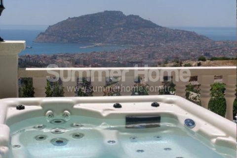 Unique Apartments and Villas in Alanya