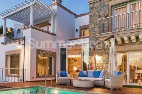 Sea View Villas in Stunning Location in Bodrum