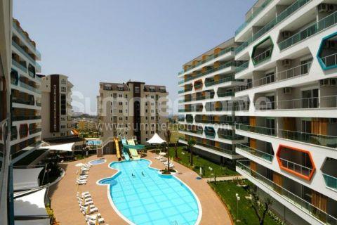 Emerald Park Apartments in Alanya