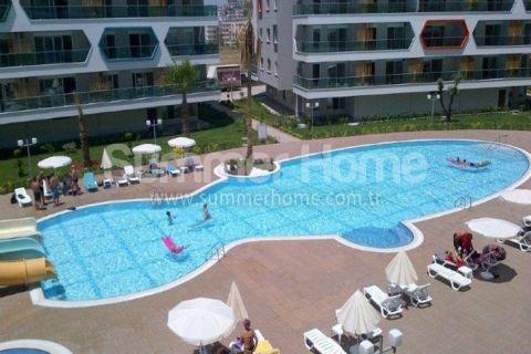 Emerald Park Apartments in Alanya - 8