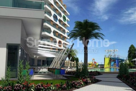 Emerald Park Apartments in Alanya - 16